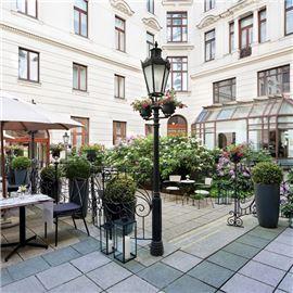 Patio Hotel Bristol, Warsaw