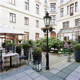 patio - restaurant