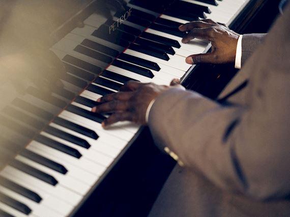 Jazzowe sesje z Donaldem Canwoodem