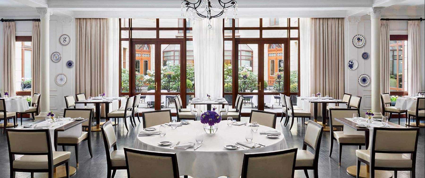Marconi Restauracja Hotel Bristol Warszawa
