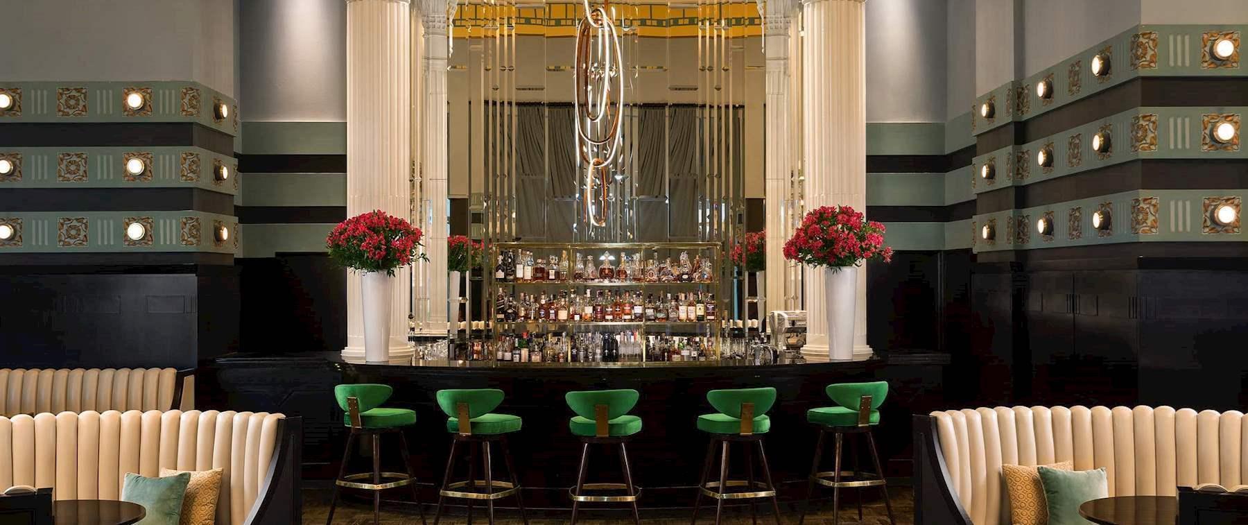 Michał Tkaczyk - Marconi - Hotel Bristol Warsaw