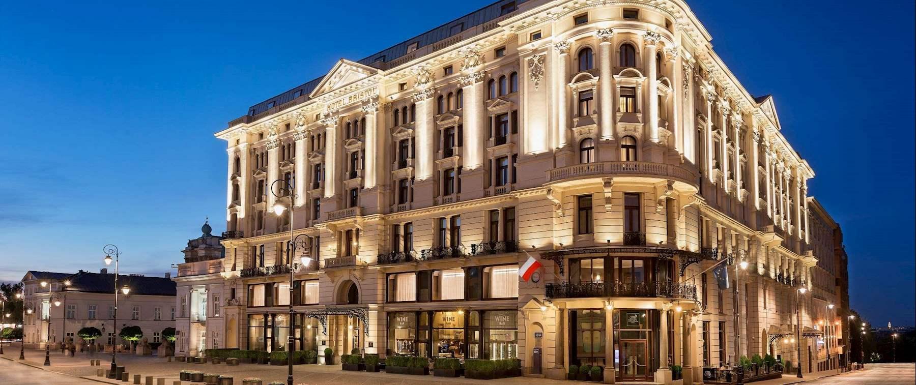 Oferty - Michał Tkaczyk - Marconi - Hotel Bristol Warsaw