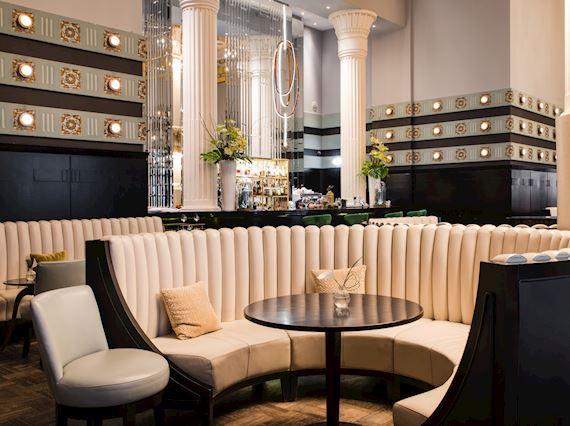 Afternoon Tea - Column Bar, Warsaw