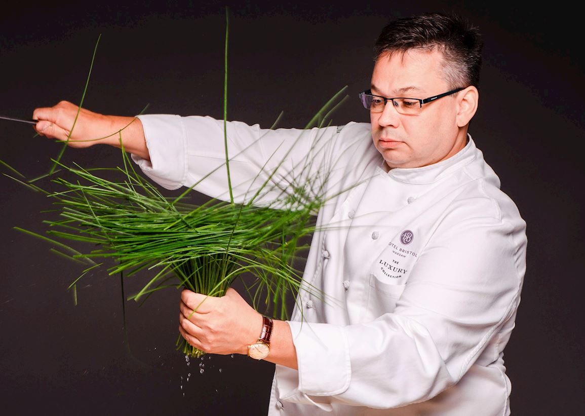 Hotel Bristol - Chef