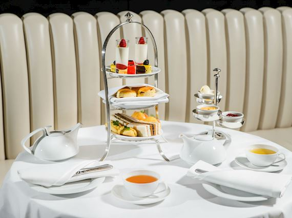Afternoon tea - Hotel Bristol Warsaw