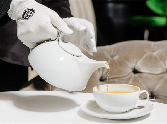 tea - Hotel Bristol Warsaw